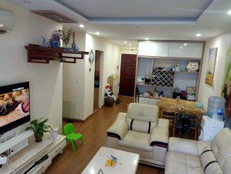 bán căn hộ 3 phòng ngủ chung cư gemek 2
